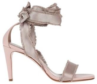 Red(V) Sandals
