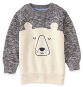 Gymboree Polar Bear Sweater in Grey