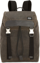 Jack Spade Men's Waxwear Camo Army Backpack