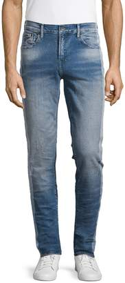 PRPS Distressed Skinny Stretch Jeans
