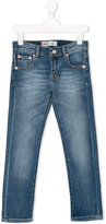 Levi's Kids - stretch slim-fit jeans - kids - Cotton/Spandex/Elastane - 4 yrs