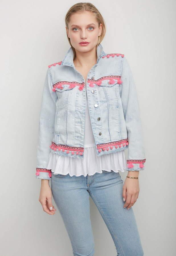 Generation Love Fran Pom Poms Jacket