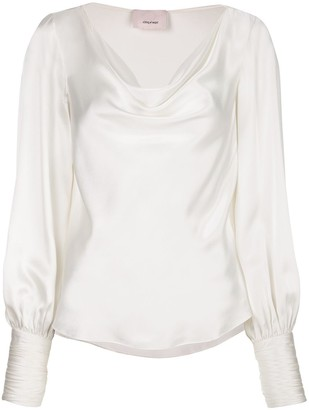 Cinq à Sept Taylee blouse