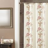 Croscill Christina Shower Curtain in Rose