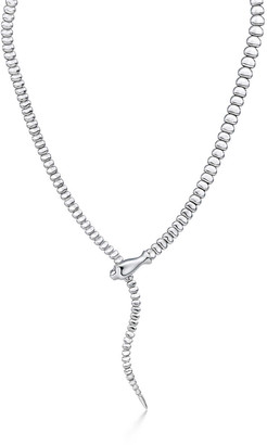Tiffany & Co. Elsa Peretti Snake necklace in sterling silver