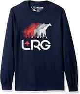 Lrg Men's Front Runners Long Sleeve T-Shirt
