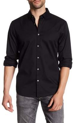 Lindbergh Twill Long Sleeve Regular Fit Shirt