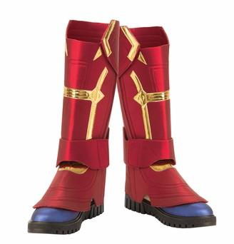 The Highest Heel Women's Captain Marvel Fashion Boot