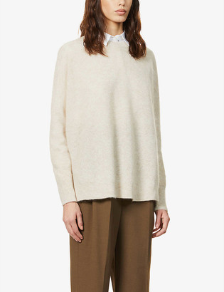 Brunello Cucinelli Scoop-neck knitted jumper