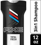 Axe 3-in-1 Shampoo, Conditioner & Body Wash Total Fresh