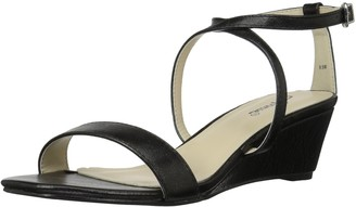 Annie Shoes Women's Alice W Wedge Sandal