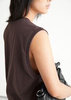 Thumbnail for your product : And other stories Organic Cotton Tank Top