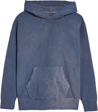 Visvim Jumbo Uneven Dye Pullover Hoodie
