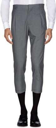 Grey Daniele Alessandrini Casual pants