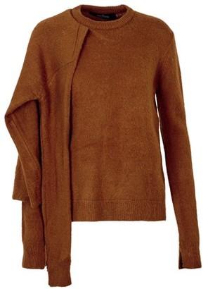 Rokh Layered sweater