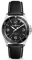 Bell & Ross Br V2-92 Black Steel Watch, 41mm