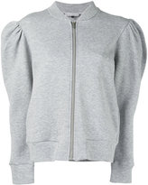 Michaela Buerger - zipped cardigan - women - Cotton/Cashmere - XS