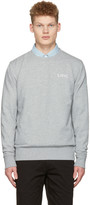 Saturdays Nyc Grey Bowery Eastside Westside Pullover