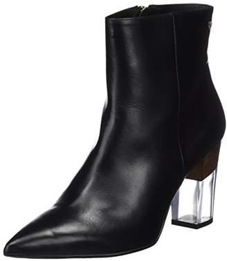 Martinelli Women's Ibor Ankle Boots, Black (Black Black)