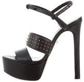 Ruthie Davis Halsey Embellished Sandals w/ Tags