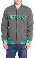 Mitchell & Ness Men's Nfl - Eagles Varsity Jacket