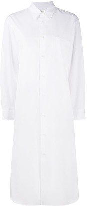 Junya Watanabe Button-Down Shirt Dress