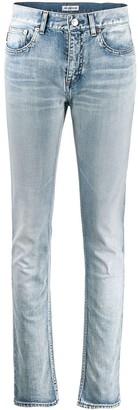 Balenciaga Skinny bootcut jeans