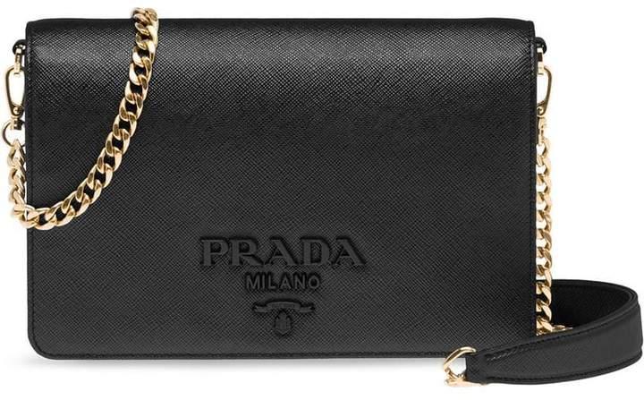 19f55606b54ddf Prada Bag Chain Strap - ShopStyle