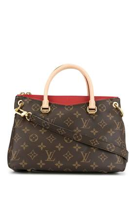 Louis Vuitton Pre-Owned Pallas BB monogrammed tote
