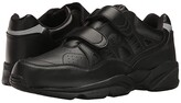 Propet Stability Walker Strap (Black) Men's Shoes