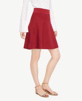 Ann Taylor Sweater Circle Skirt