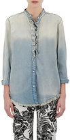 NSF Women's Jacques Shirt-LIGHT BLUE
