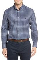 Brooks Brothers Men's Regent Fit No-Iron Oxford Check Sport Shirt
