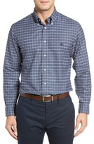 Brooks Brothers Regent Fit No-Iron Oxford Check Sport Shirt