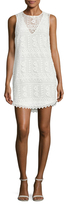 Dolce Vita Lace Overlay Mini Dress