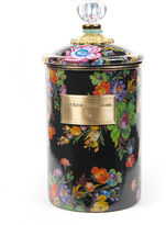 Mackenzie Childs MacKenzie-Childs Flower Market Canister, Large