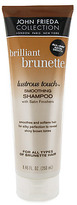 John Frieda Brilliant Brunette Lustrous Touch Smoothing Shampoo