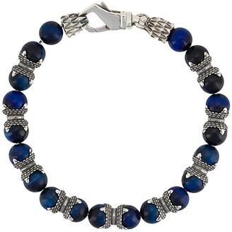 Emanuele Bicocchi Beaded Stone Bracelet