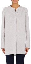 Isabel Marant Women's Louis Striped Cotton Tunic