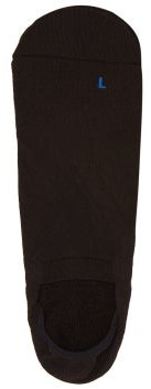 Falke Cool Kick Trainer Socks - Black