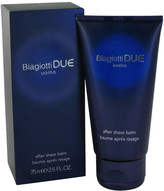 Laura Biagiotti Due by After Shave Balm for Men (2.5 oz)
