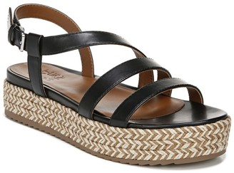 Naturalizer Peridot Espadrille Flatform Sandal - Wide Width Available