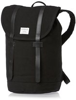 SANDQVIST Stig Black Backpack