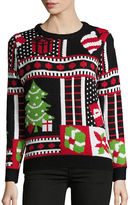 Context Christmas Graphic Sweater