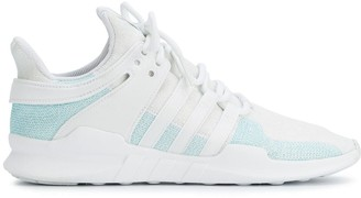 adidas White EQT Support ADV Parley sneakers