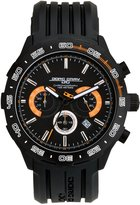 Jorg Gray Men's Quartz Watch JG1600-13 with Rubber Strap