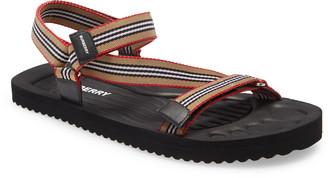 Burberry Patterson Sport Sandal