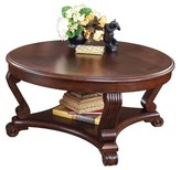 Ashley Brookfield Coffee Table - Dark Brown - Signature Design®