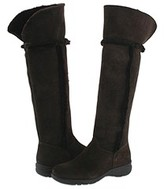 La Canadienne Tami (Chocolate Suede) - Footwear