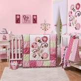 The Peanut Shell Lainey Crib Bedding Collection
